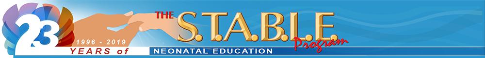 S.T.A.B.L.E. Program Home Page